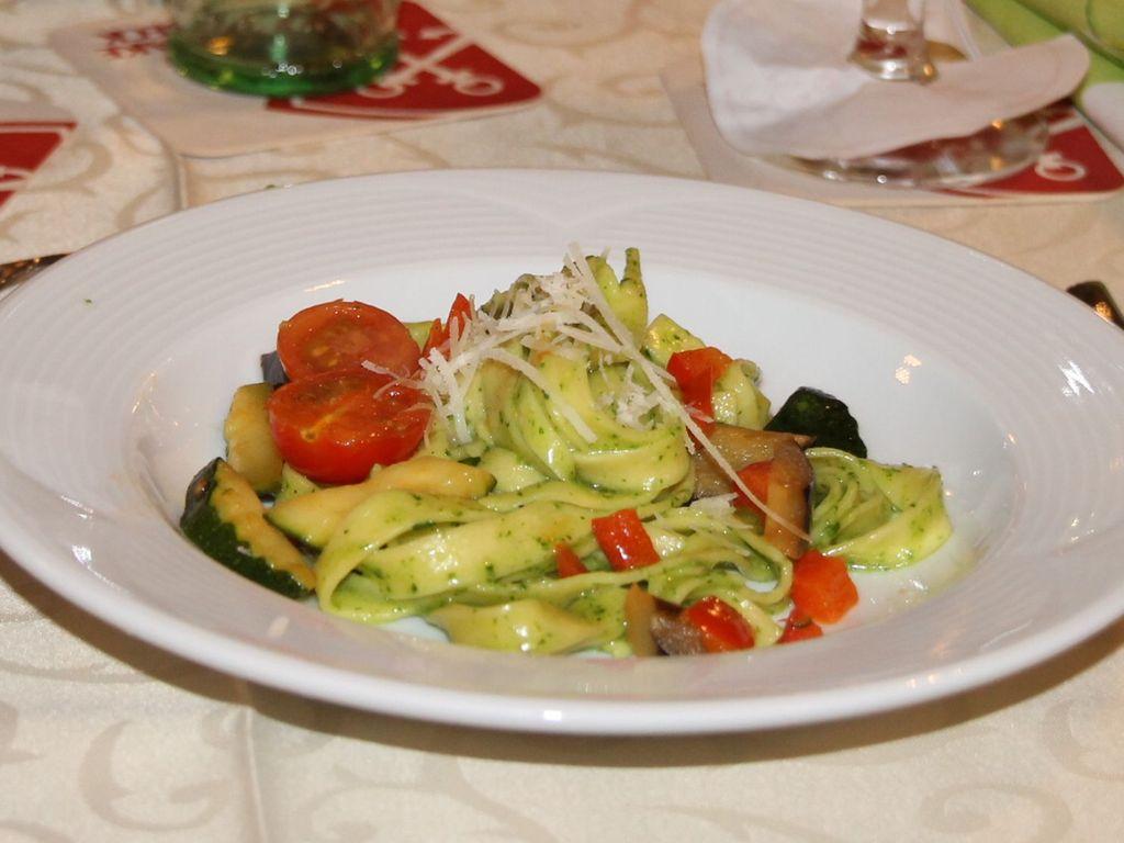 Essensbeispiel aus der Werdumer Gastronomie