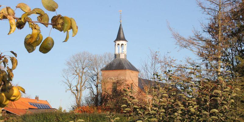 Kirchspitze der St.-Nicolai Kirche