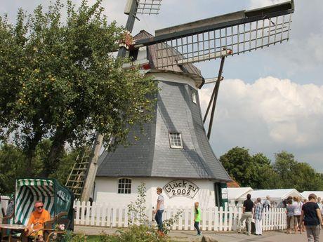 Sommerfest an der Mühle