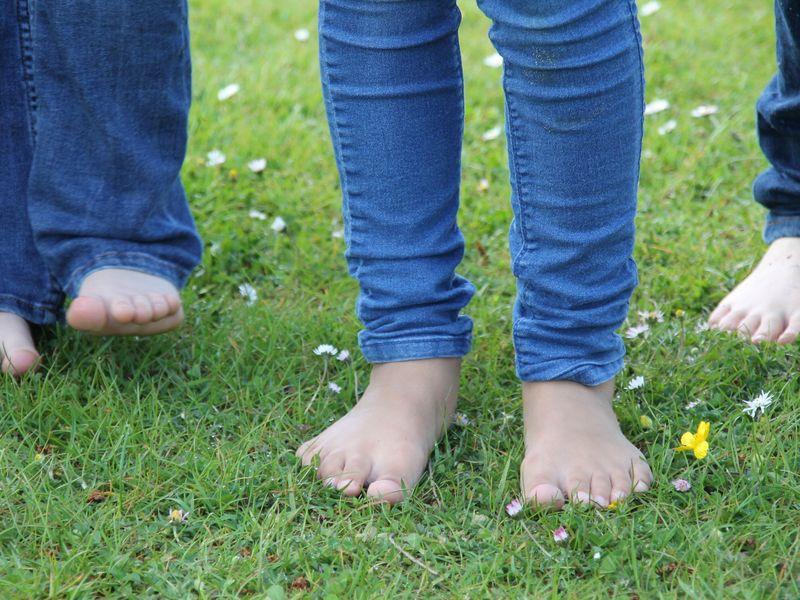 """Aktionstag """"Tag des Fußes"""""""